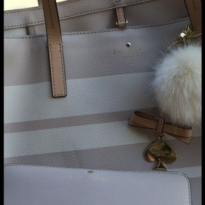 Kate Spade purse with matching wallet